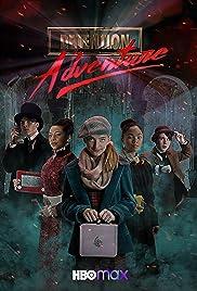 Detention Adventure Poster