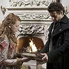 Ioan Gruffudd and Dakota Blue Richards in The Secret of Moonacre (2008)