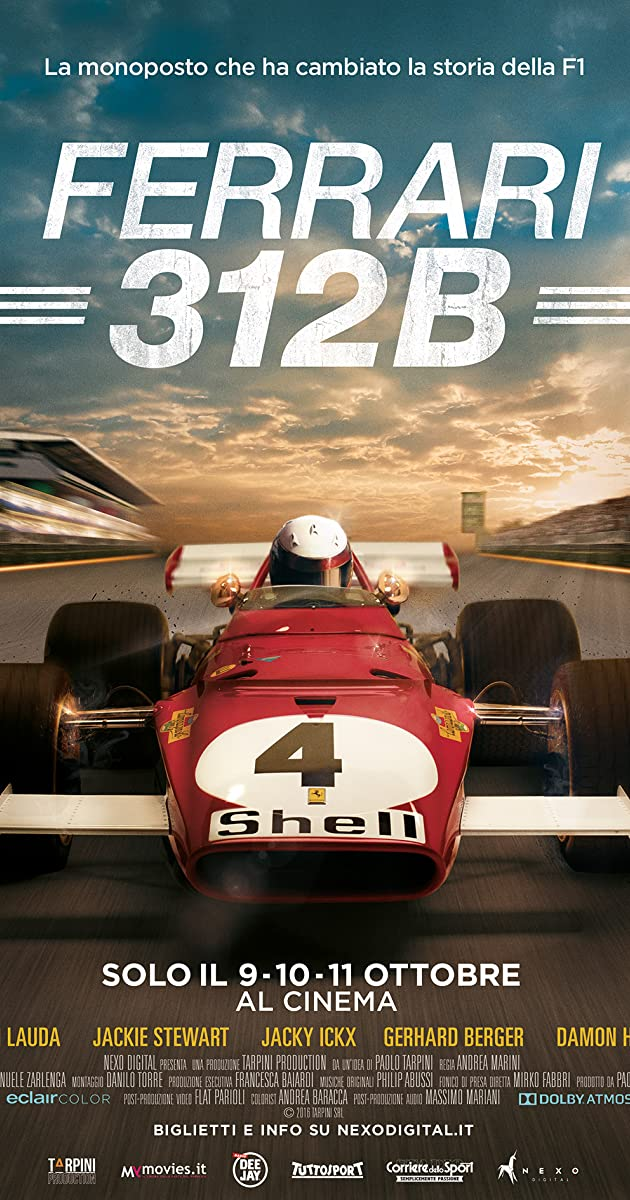 Subtitle of Ferrari 312B: Where the revolution begins