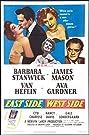 East Side, West Side (1949) Poster