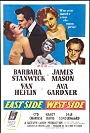 East Side, West Side Poster