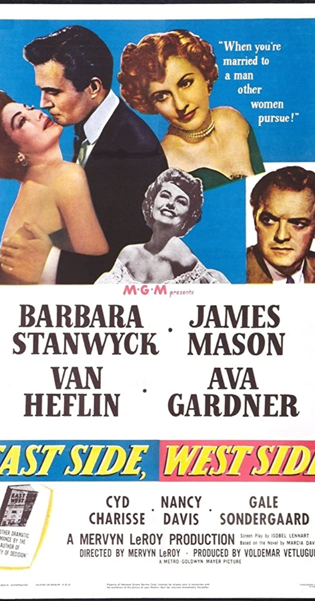 East Side West Side 1949 Imdb