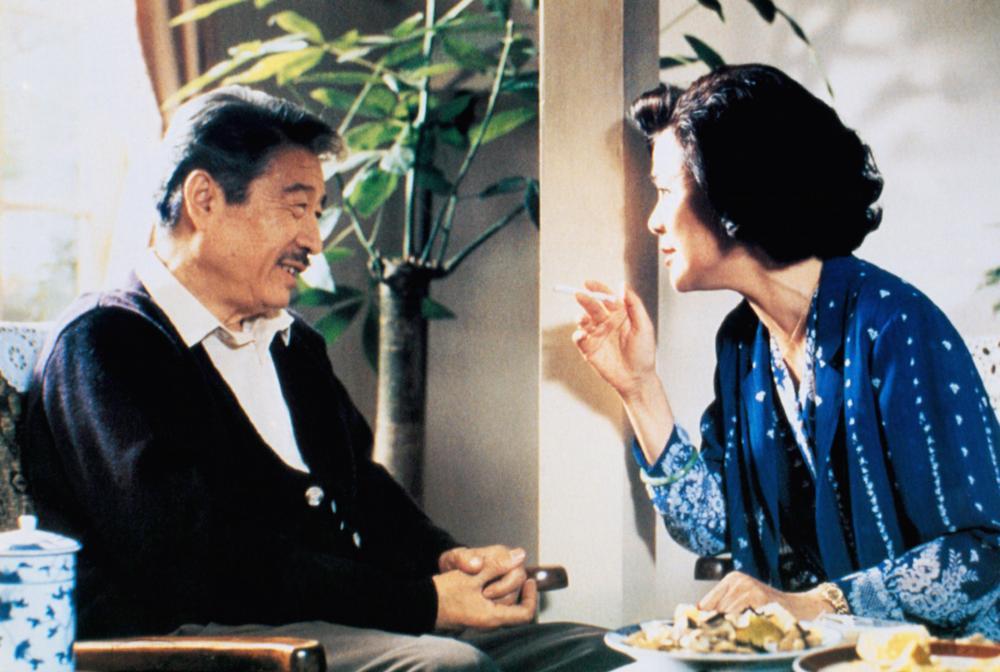Ah-Lei Gua and Sihung Lung in Yin shi nan nu (1994)