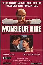 Monsieur Hire (1989) Poster