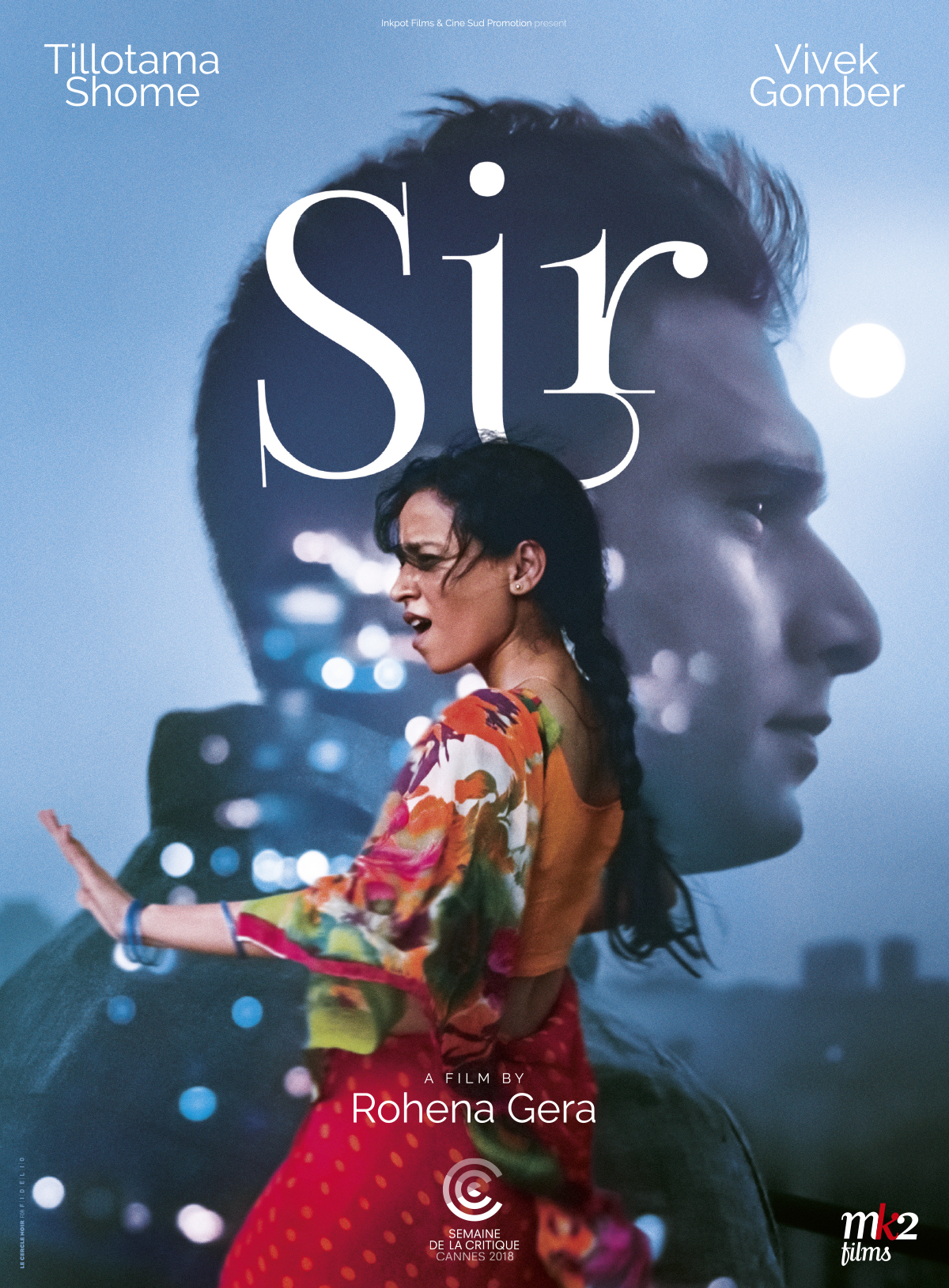 Image result for sir movie poster