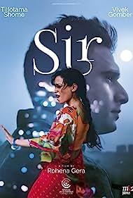 Tillotama Shome and Vivek Gomber in Sir (2018)