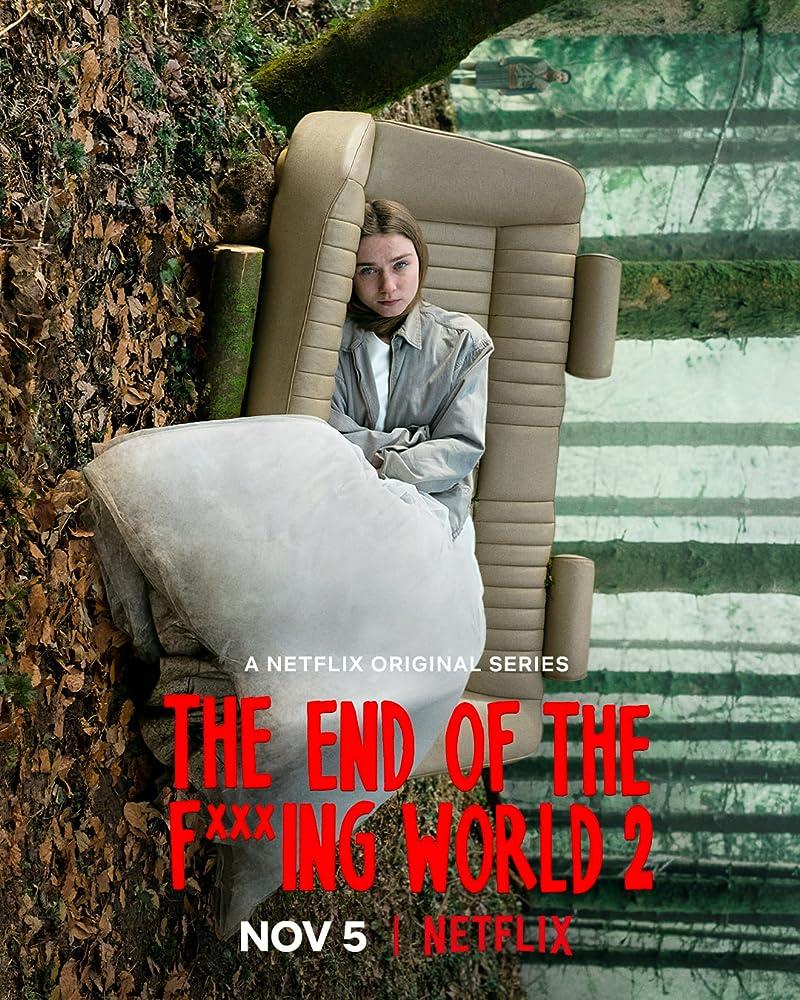Suknisto pasaulio pabaiga (2 Sezonas) (2018) Online