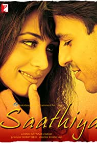 Saathiya (2002) Poster - Movie Forum, Cast, Reviews