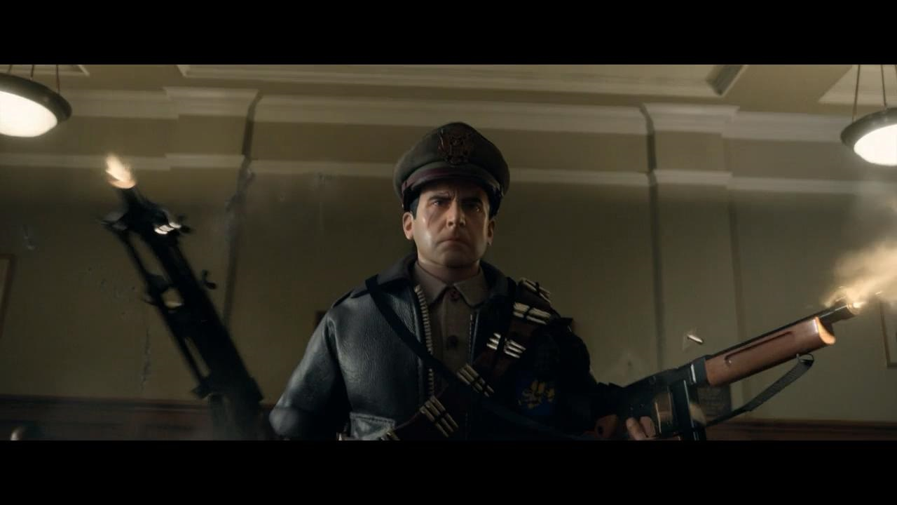 Steve Carell in Welcome to Marwen (2018)