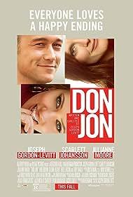 Julianne Moore, Joseph Gordon-Levitt, and Scarlett Johansson in Don Jon (2013)