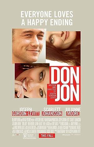 poster Don Jon