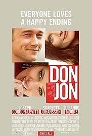 Don Jon(2013) Poster - Movie Forum, Cast, Reviews