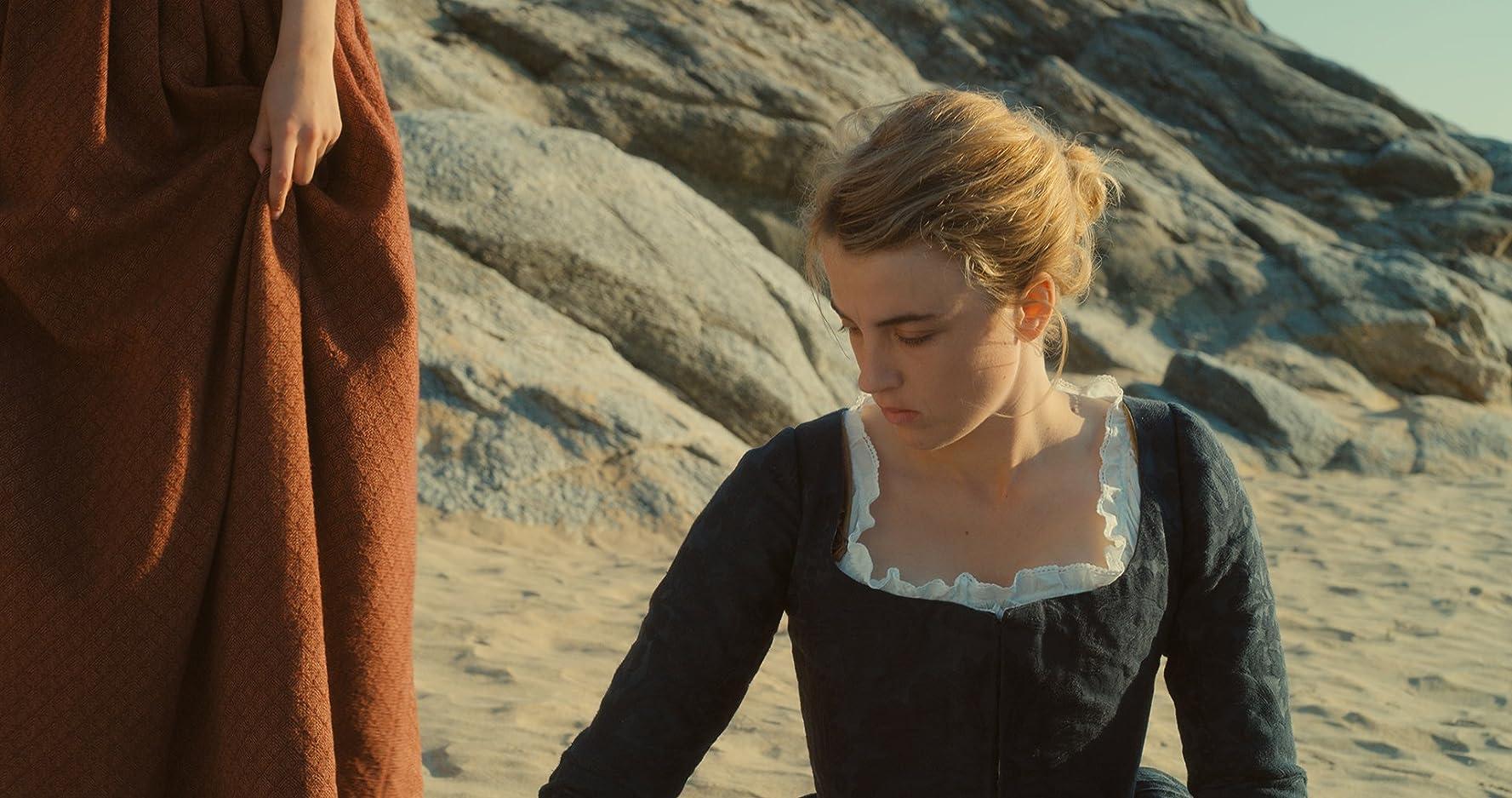 Adèle Haenel in Portrait de la jeune fille en feu (2019)