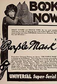 Grace Cunard in The Purple Mask (1916)