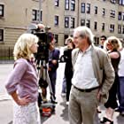 Eva Birthistle and Ken Loach in Ae Fond Kiss... (2004)