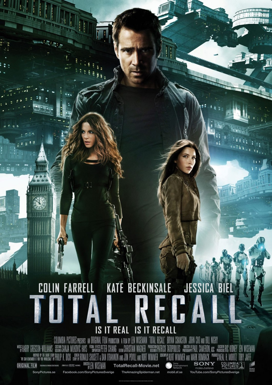Total Recall (2012) Hindi + English [Dual Audio] 1080p Bluray | 4.65 GB | Download | Watch Online | Direct Links