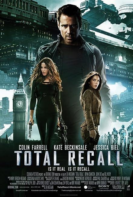 Film: Gerçeğe Çağrı - Total Recall