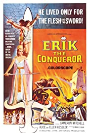 Erik the Conqueror (1961) Poster - Movie Forum, Cast, Reviews
