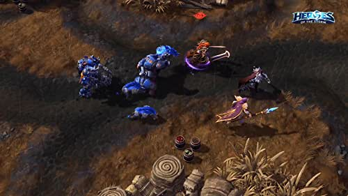 Heroes Of The Storm: In Development H20 (UK)