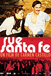 Calle Santa Fe Poster
