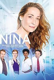 Annelise Hesme, Sophie-Charlotte Husson, Thomas Jouannet, Grégoire Bonnet, and Nina Melo in Nina (2015)