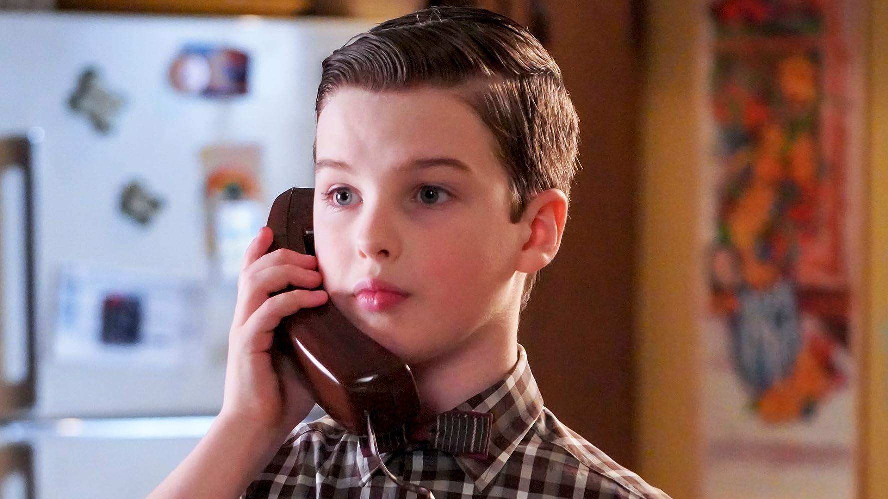 Joven Sheldon 3×17 – Un crimen académico y un Taco Bell más romántico