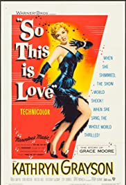 So This Is Love(1953) Poster - Movie Forum, Cast, Reviews