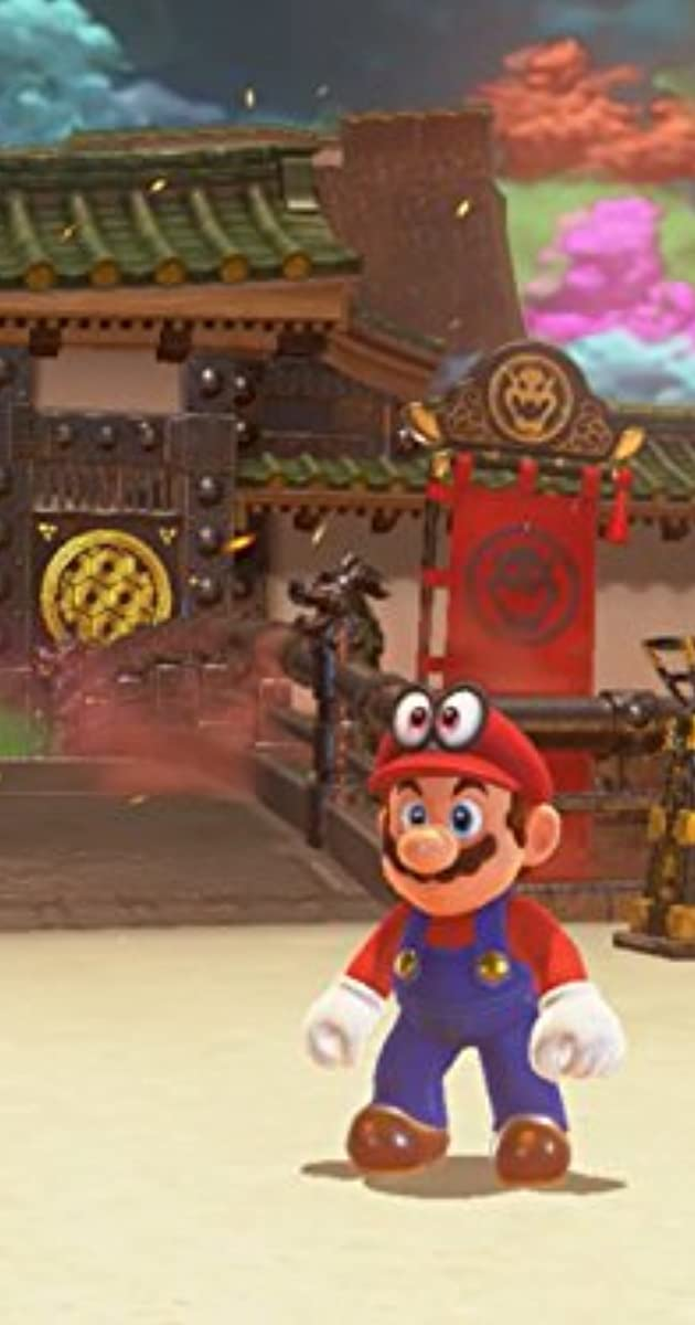 Super Mario Odyssey Gameplay Clip Bowser S Castle Tv