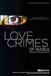 Love Crimes of Kabul Poster
