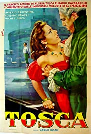 The Story of Tosca Poster
