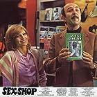 Nathalie Delon and Jean-Pierre Marielle in Sex-shop (1972)