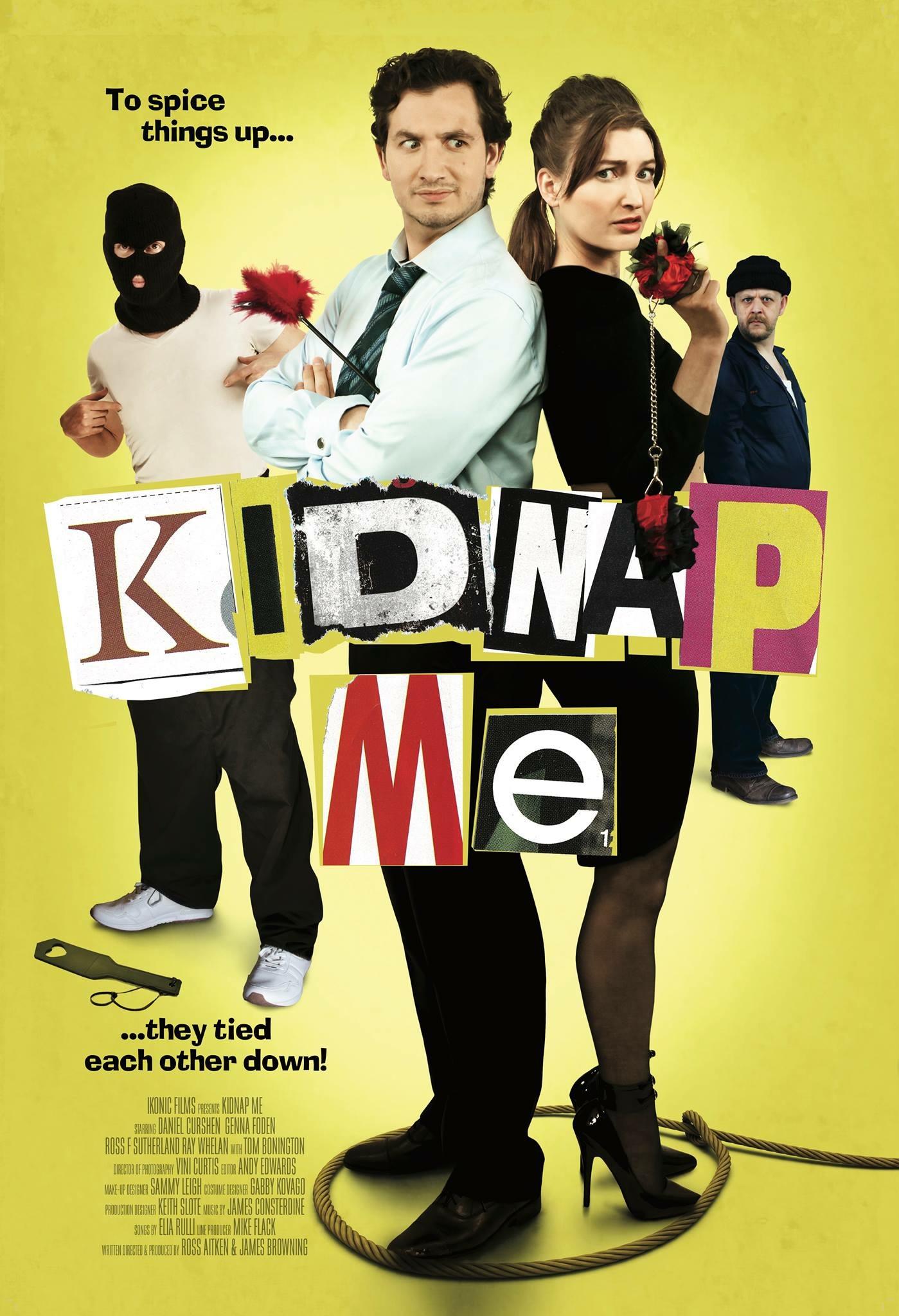 Kidnap Me (2017)