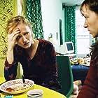 Anna Geislerová and Tatiana Vilhelmová in Stestí (2005)