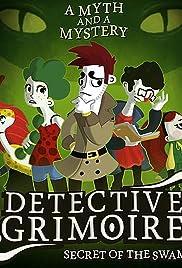 Detective Grimoire Poster