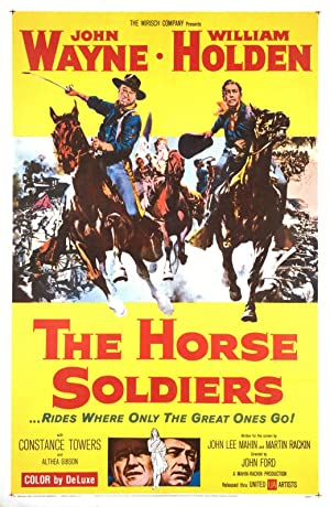 Download The Horse Soldiers Full Movie