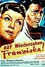 Franziska (1957) Poster