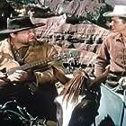 Audie Murphy and Burl Ives in Sierra (1950)