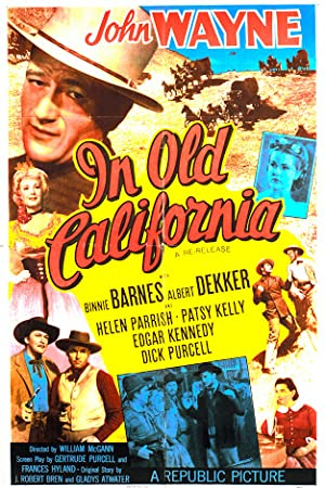 In Old California (1942)