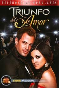 Maite Perroni and William Levy in Triunfo del amor (2010)