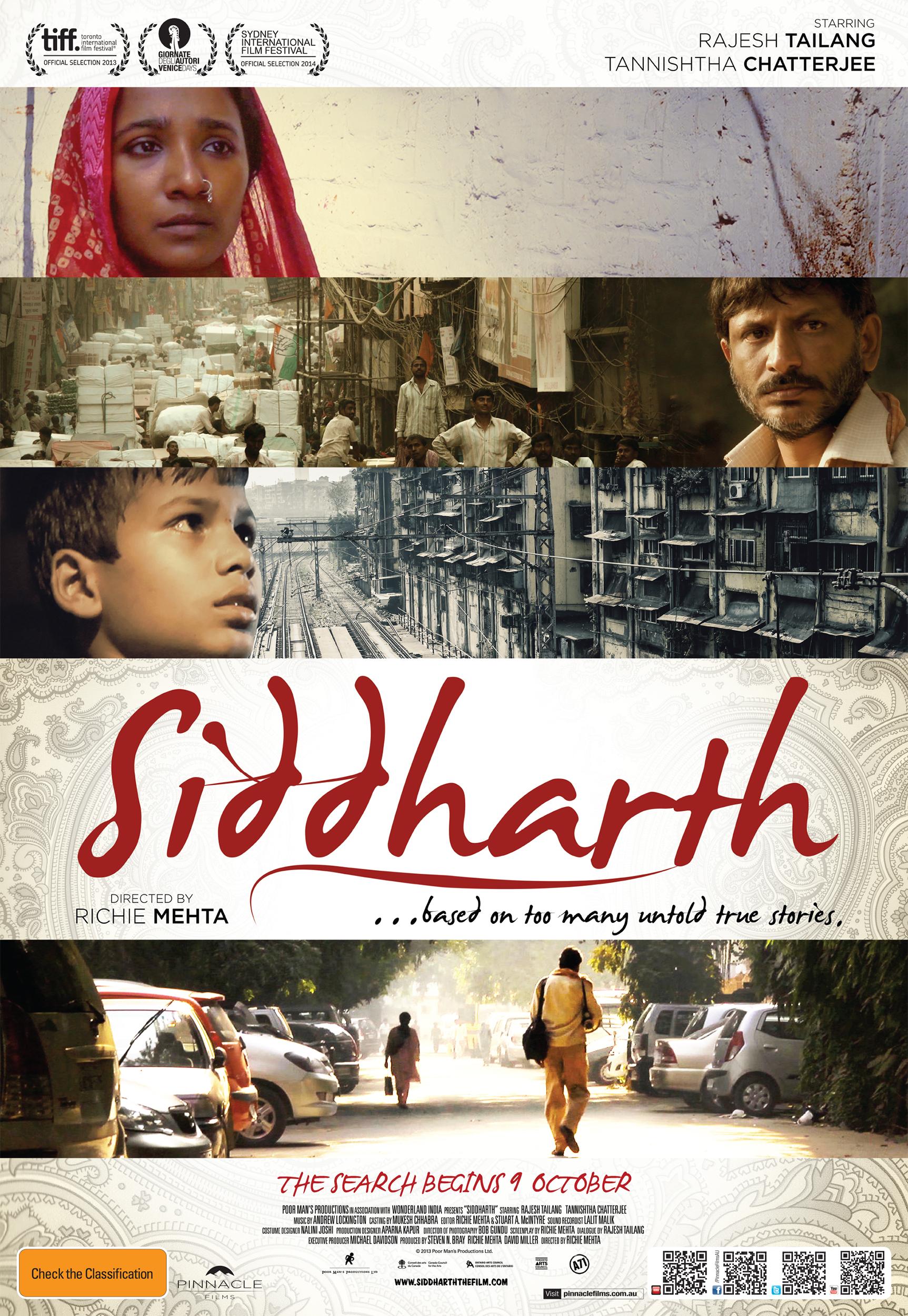 Siddharth (2013) - IMDb