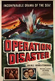 Operation Disaster (1950) Poster - Movie Forum, Cast, Reviews