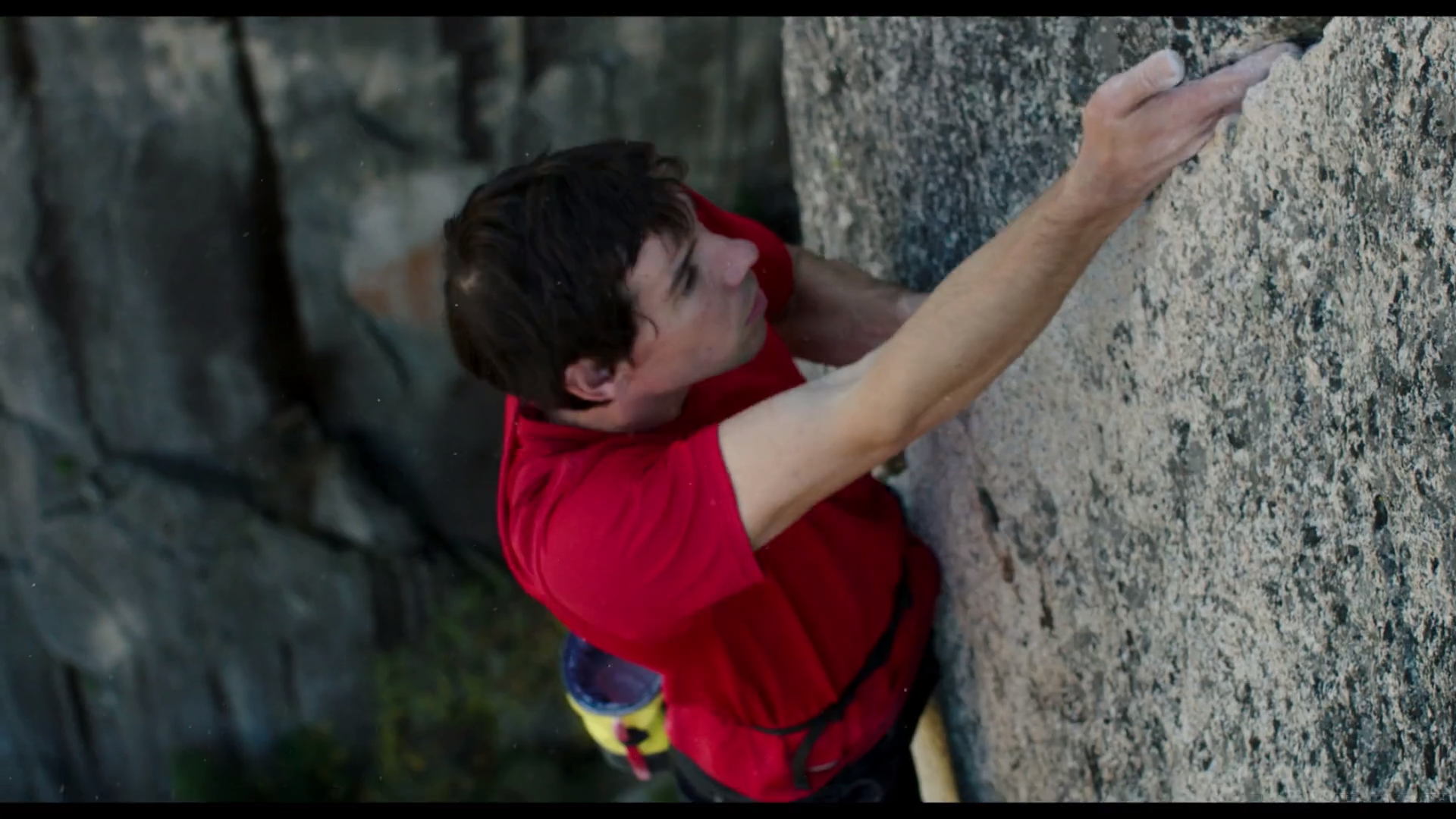 Official Trailer From Free Solo 2018