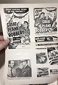 Primary photo for The Great Plane Robbery