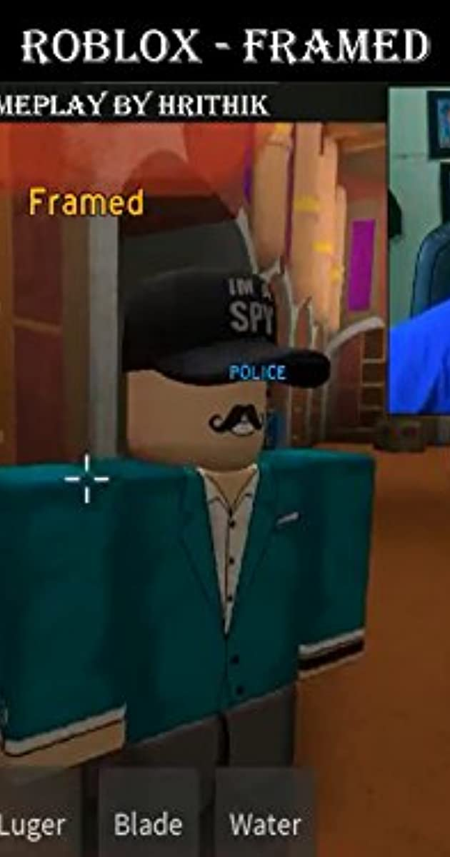 The Framed Collection Roblox Clip Roblox Gameplay Hrithik Clip Roblox Framed Gameplay By Hrithik Tv Episode 2017 Imdb