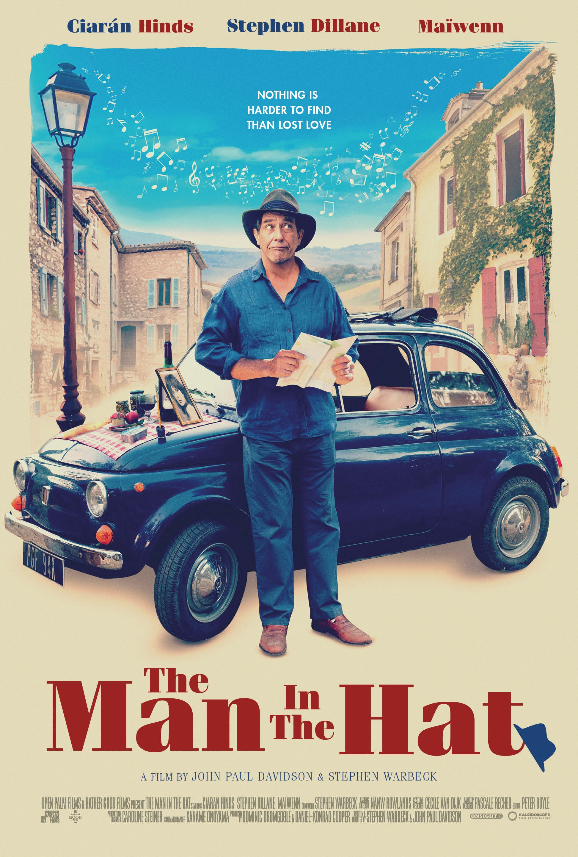 The Man in the Hat (2020) - IMDb