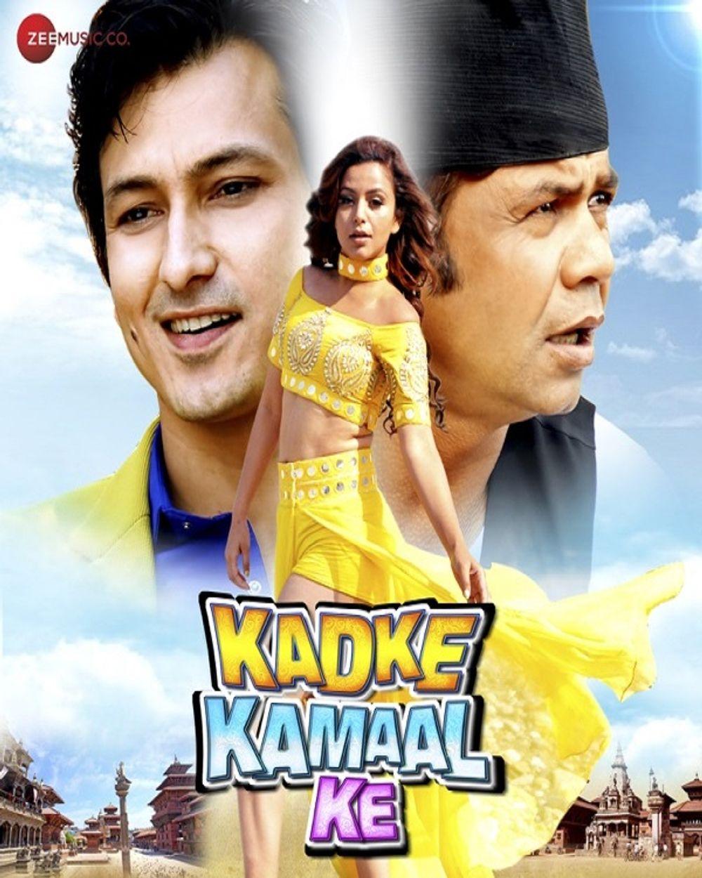 Kadke Kamal Ke 2019 Hindi 720p HDRip x264 AAC Full Bollywood Movie [1.2GB]