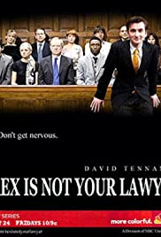 Rex Is Not Your Lawyer Poster