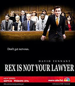 Movie downloadable sites for free Rex Is Not Your Lawyer USA [hdrip]