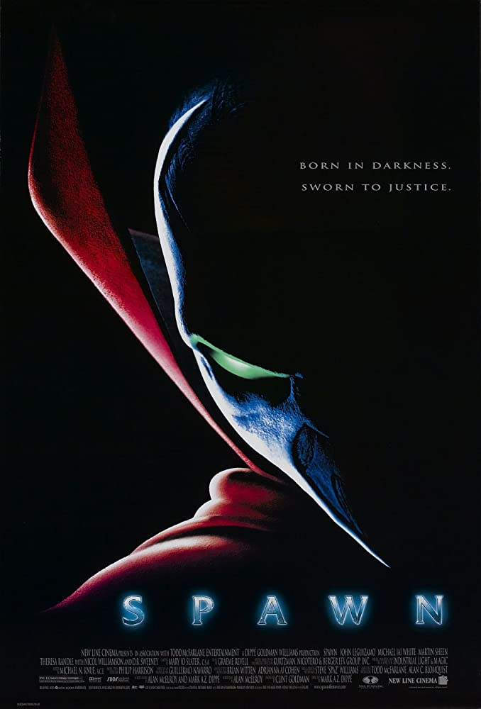 Spawn, o Soldado do Inferno (1997) DVD-R Oficial Torrent Download