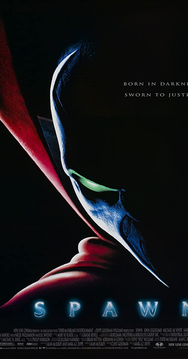 Play or Watch Movies for free Spawn (1997)